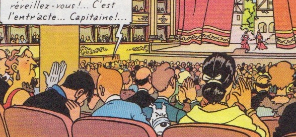 Tintin et le secret de Polichinelle